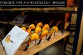 Pipe Butz Choquin Campus jaune