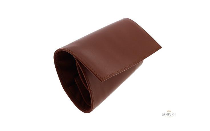 Blague à tabac roulante brune I858A
