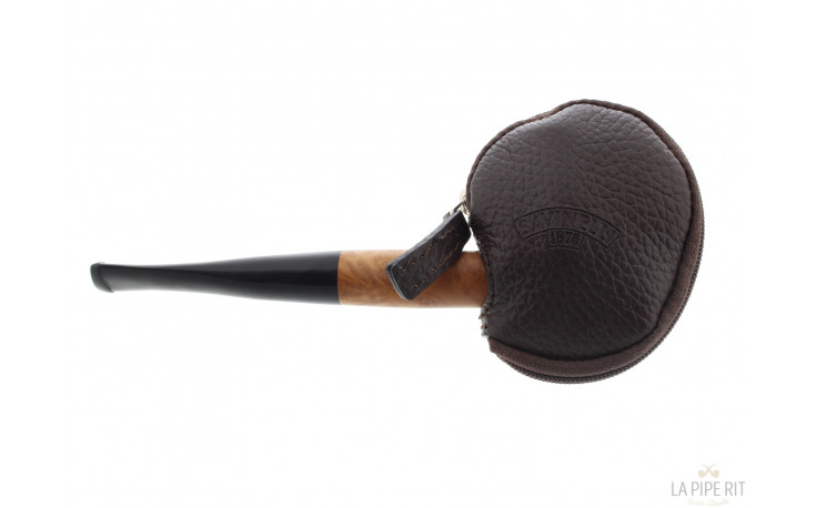 Protection pipe Savinelli brun