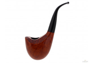 Pipe DB Skipper orange double perçage