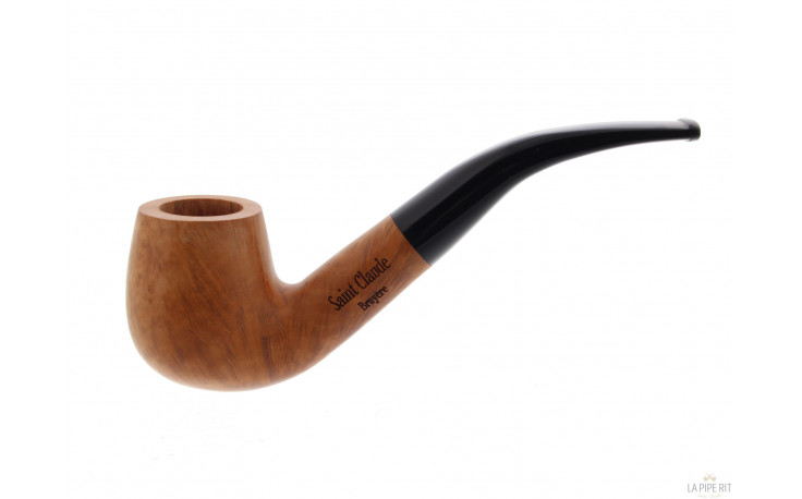 Pipe nature courbe