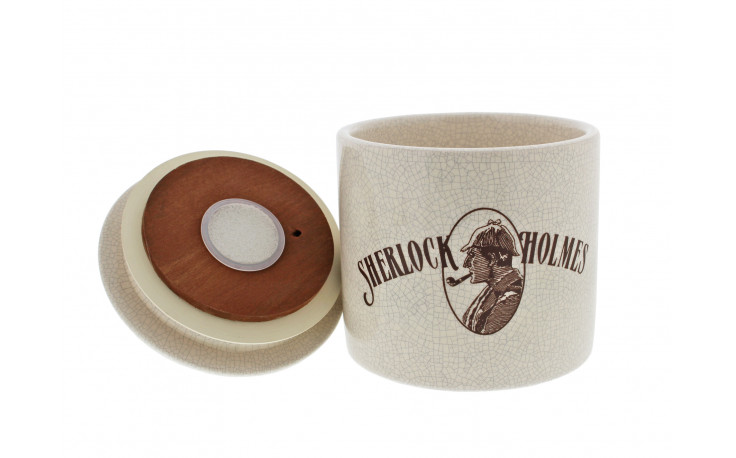 Pot à tabac Sherlock Holmes