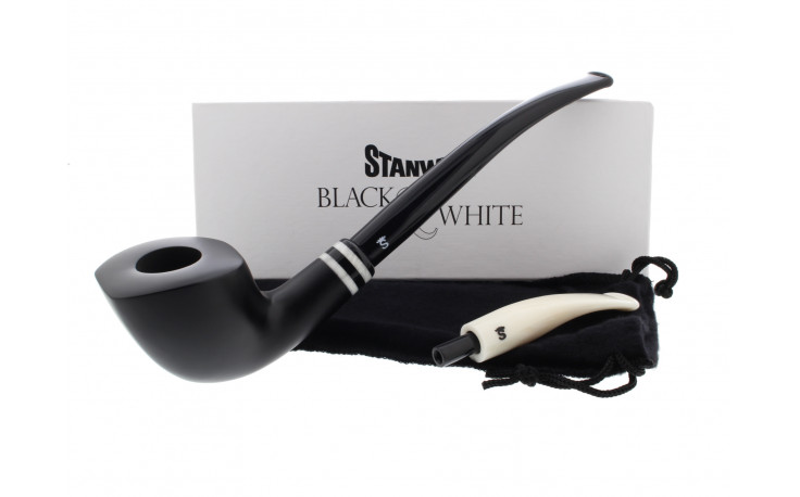 Pipe Stanwell Black & White 404
