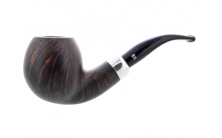 Pipe Stanwell Army Mount Black 185