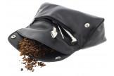 Blague à tabac Peterson 1 pipe noire