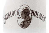 Grand pot à tabac Sherlock Holmes