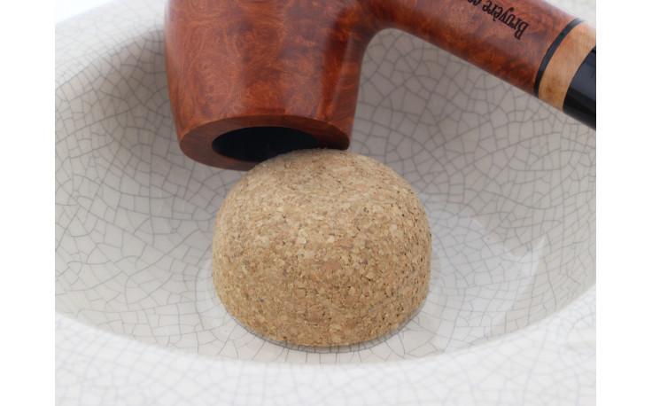 Cendrier céramique 2 pipes
