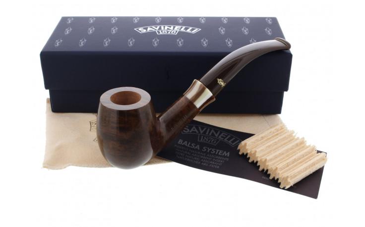 Pipe Savinelli Caramella courbe 670