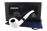 Pipe Vauen Penguin blanche PG271