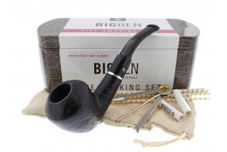 Kit Big Ben pipe sablée cintrée