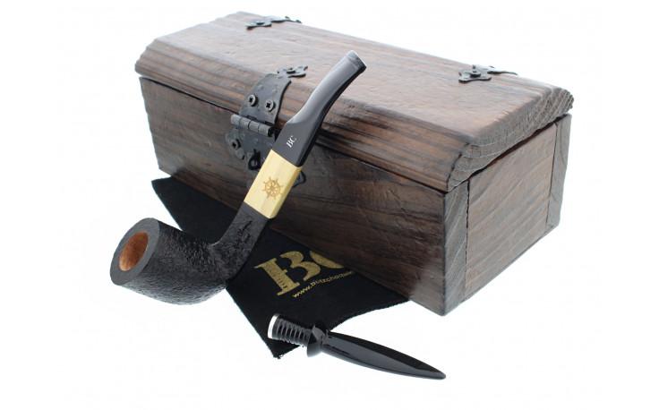 Pipe Butz Choquin Pirat sablée