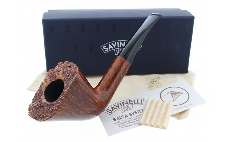 Pipe Savinelli Artisan Brown 0021
