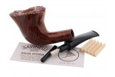 Pipe Savinelli Artisan Brown 0031