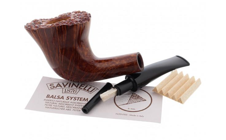 Pipe Savinelli Artisan Brown 0031