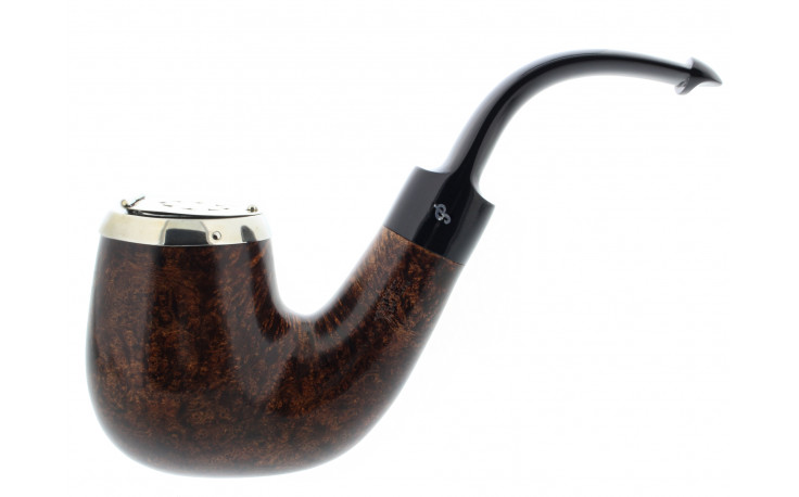 Pipe Peterson Nickel Cap XL Bent Classic