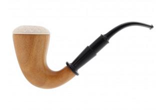 Pipe Calabash ajourée 1