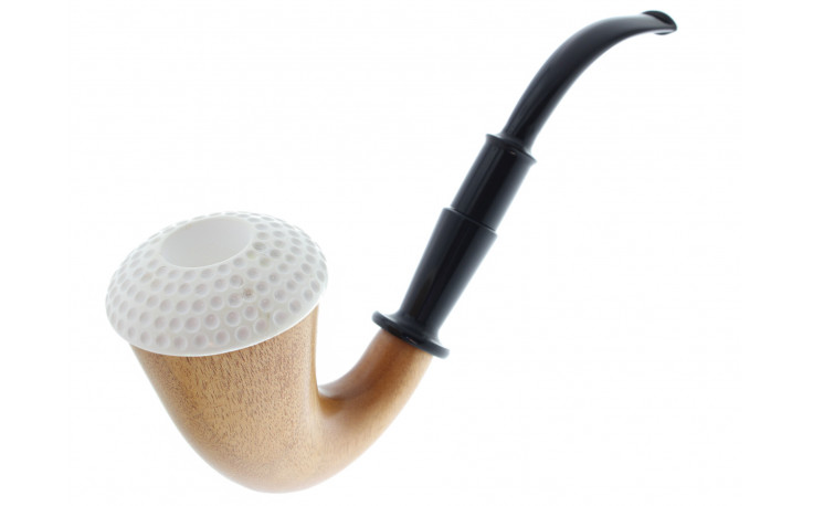 Pipe Calabash ajourée 2