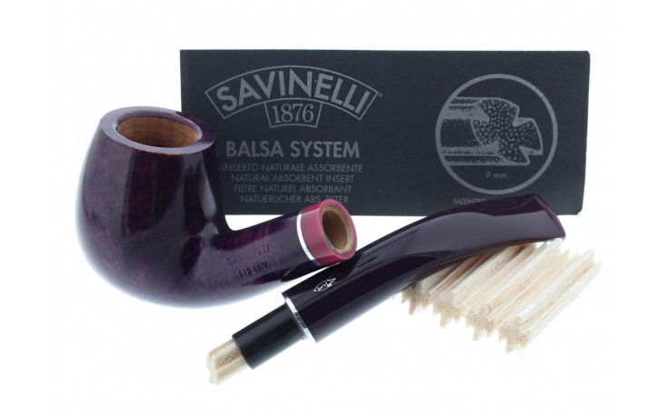 Pipe Savinelli Cherry 602