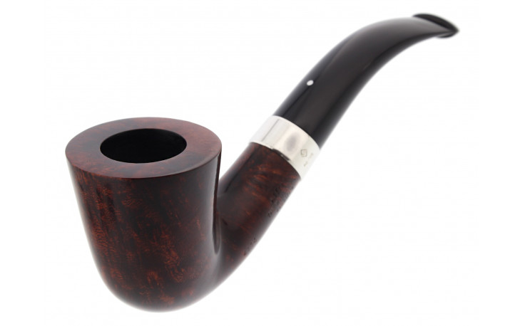 Pipe Dunhill Amber Root 4114 baguée