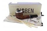 Pipe Big Ben Saturn Tan mate 708