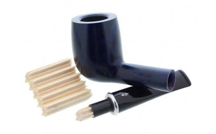 Pipe Savinelli Arcobaleno bleue 111