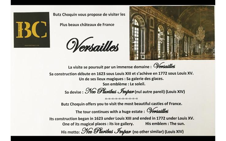 Pipe Butz-Choquin Versailles Monte Carlo noir