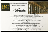 Pipe Butz-Choquin Versailles sablée