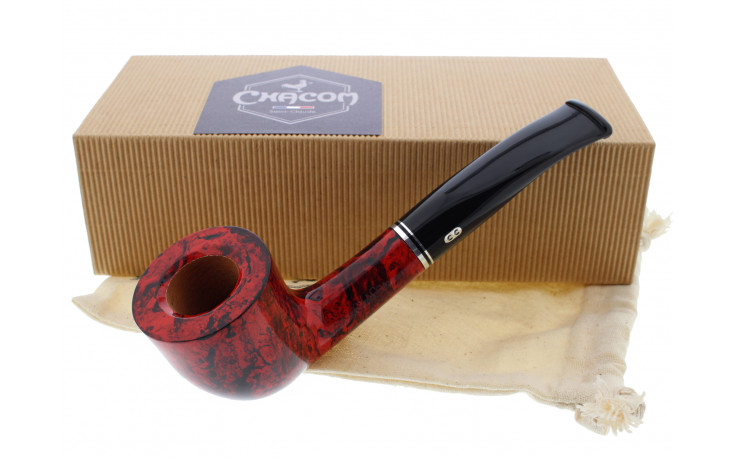 Pipe Chacom Atlas rouge F4