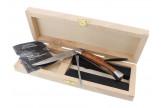 Bourre pipe Couteau Laguiole Bruyère