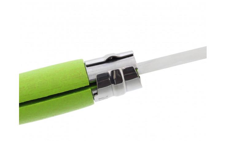 Alésoir Opinel bois teinté vert