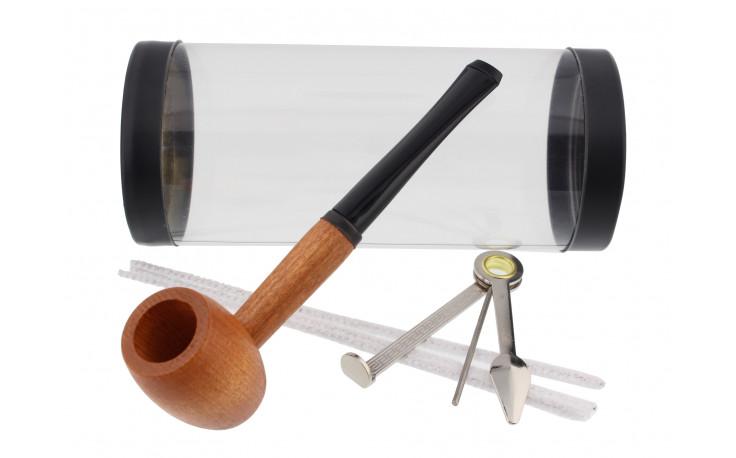 Kit débutant pipe Ozark droite