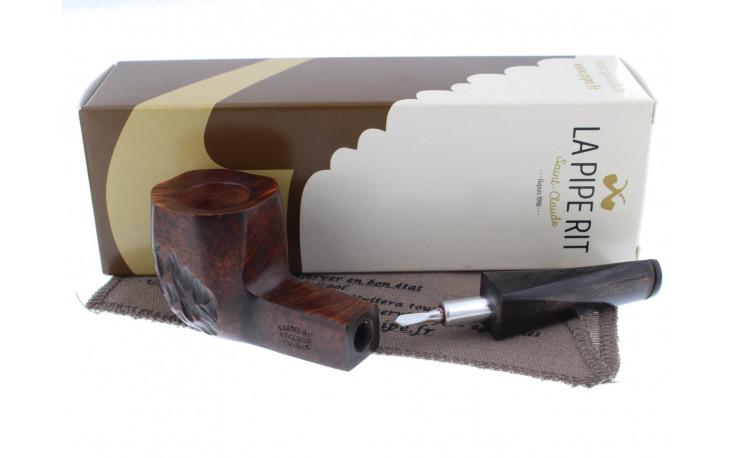 Pipe promo corne carrée rustique