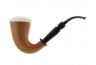 Pipe Calabash ajourée 3