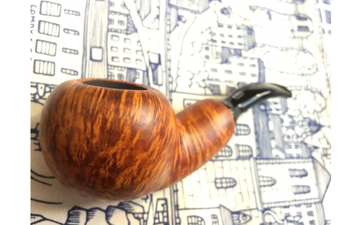 Pipe Chacom Reverse Calabash orange