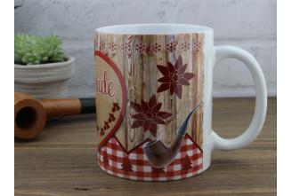 Mug Pipe de Saint Claude