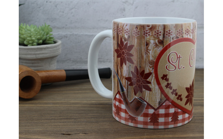 Mug Pipe de Saint Claude