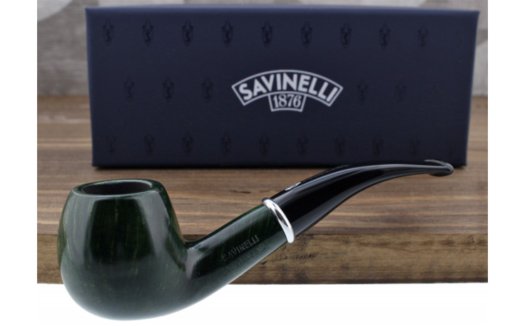 Pipe Savinelli Arcobaleno 626 verte