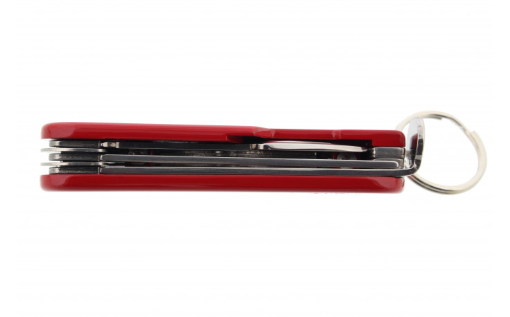 Bourre pipe couteau suisse rouge