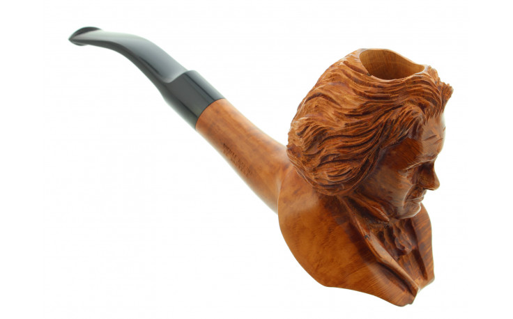 Pipe sculptée Beethoven
