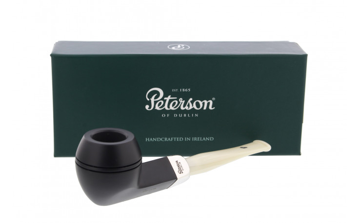Pipe Peterson Army Ebony 150