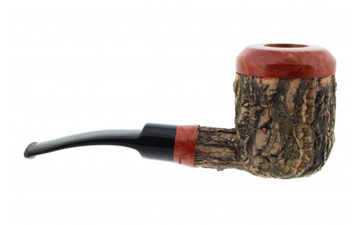 Pipe Tom Spanu (droite, tuyau noir sifflet)