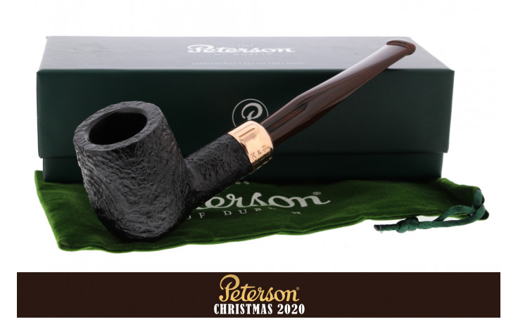 Pipe Peterson Christmas 107 (Noël 2020)