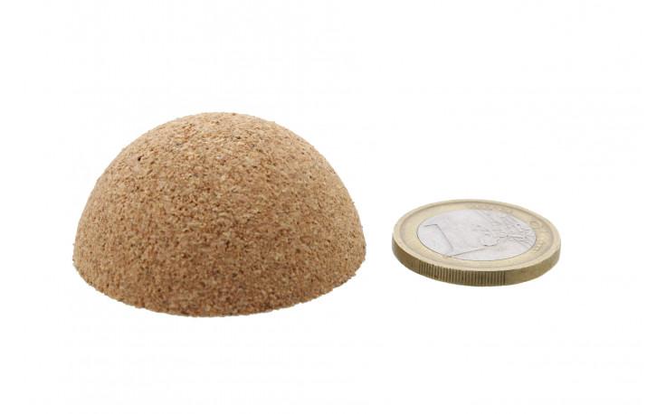 Boule de liège pour cendrier (grande)