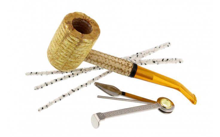 Kit débutant pipe maïs 401281-4