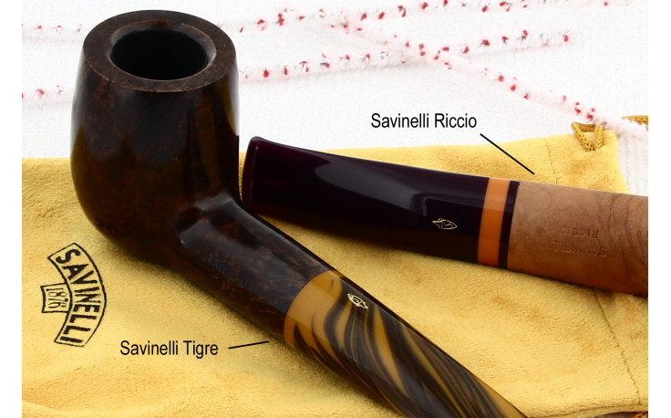 Pipe Savinelli Tigre 101
