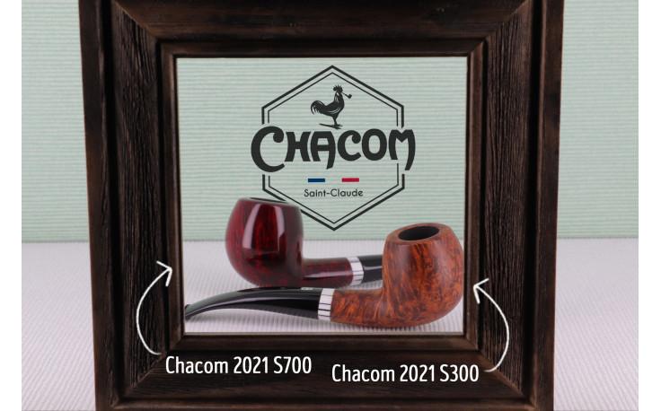 Pipe Chacom de l'année 2021 S300