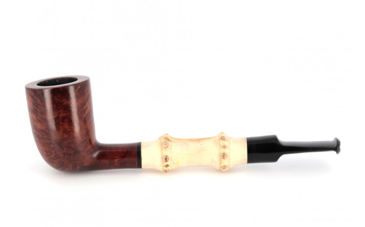 Pipe Pierre Morel Dublin classique Bambou
