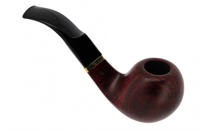Pipe Stanwell De Luxe 15 (brune, filtre 9 mm)
