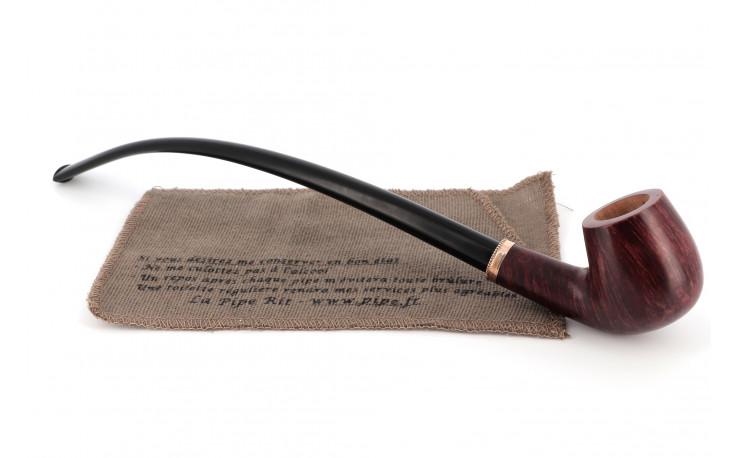 Pipe longue Eole Authentique (cirée)