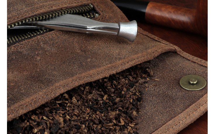 Blague à tabac Savinelli Vintage Marron